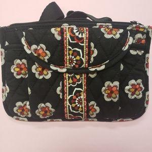 Vera Bradley Fanny hip bag small black